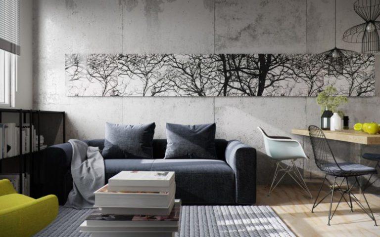 decoration of modern living room