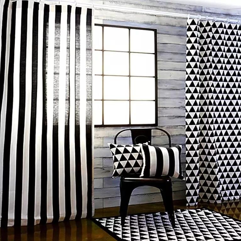rideaux pour le salon