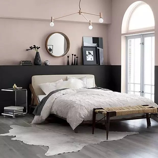 pink and gray bedroom ideas photos