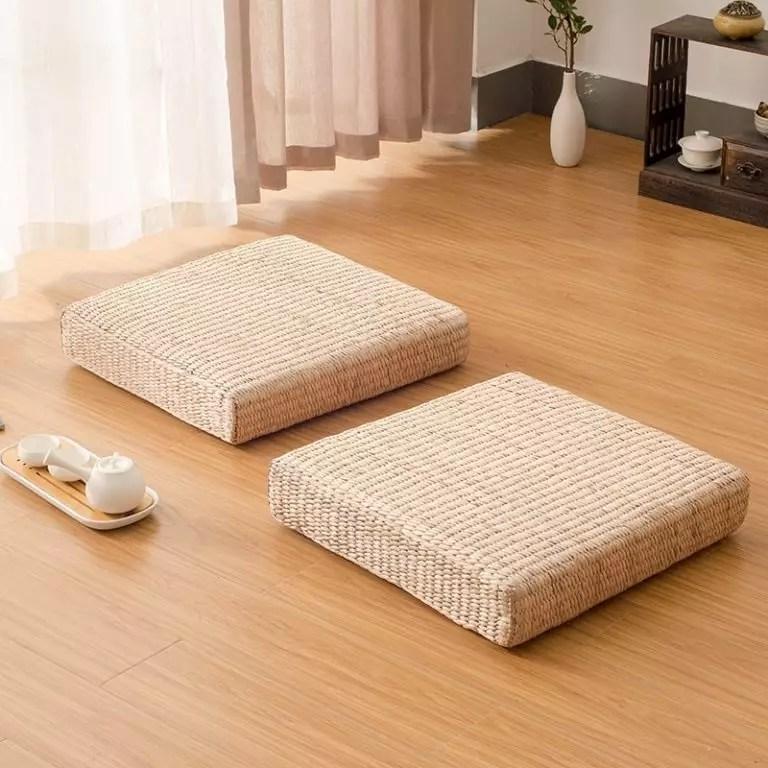 floor cushions japanese comfort at
