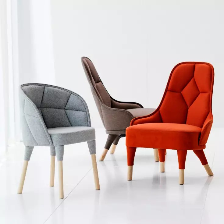 Modern chairs and armchairs trends of 2021   Hackrea