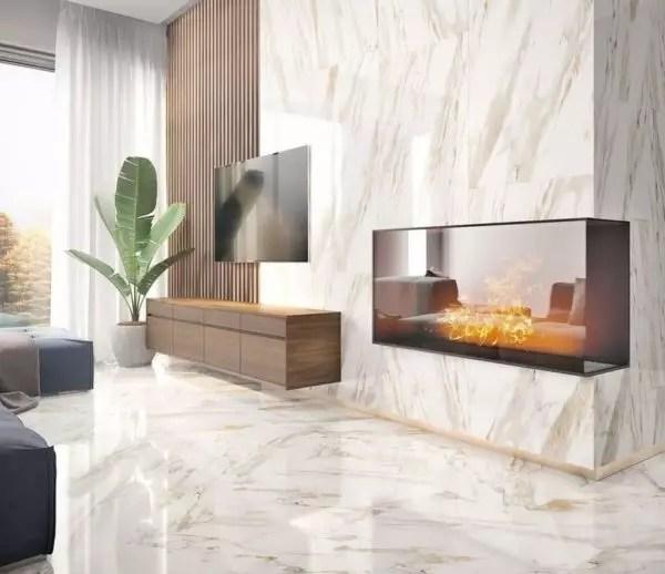 Fireplace trends 2021 most popular design ideas   Hackrea