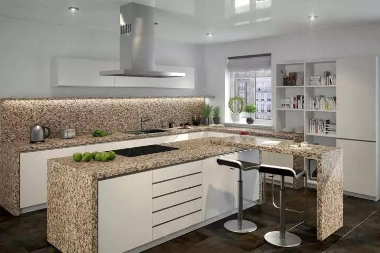 Brown kitchen ideas (2+ photos) - Hackrea, 2021