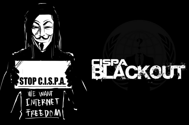 Anonymous Hackers Defaces Their Own Websites for CISPA