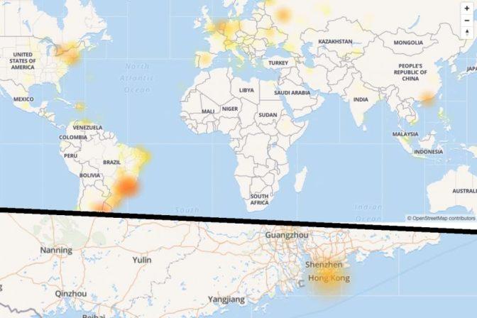 Telegram messaging service hit by massive DDoS attack