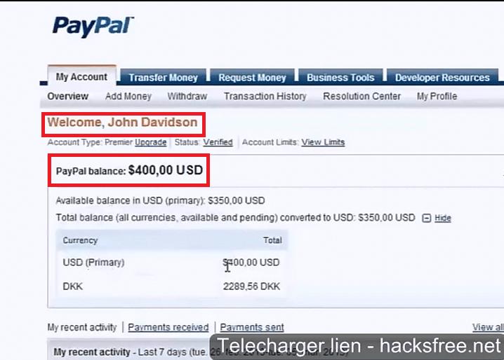 paypalargentgratuitfrancais  u2013 ajouter de l u0026 39 argent paypal