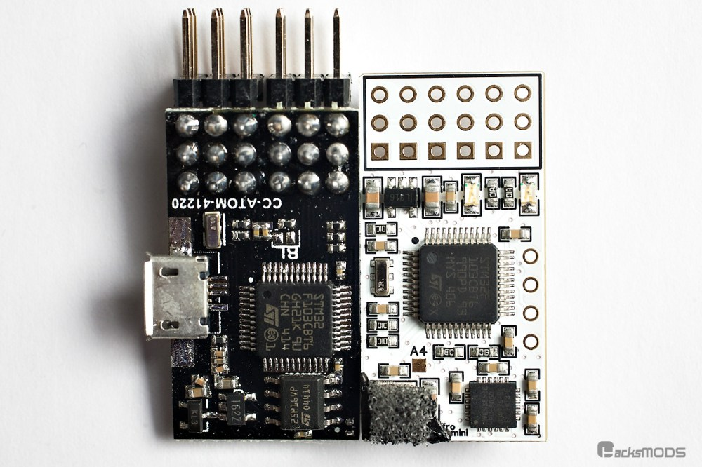 medium resolution of cc3d atom versus afromini mini cc3d board hacksmods cc3d atom versus afromini