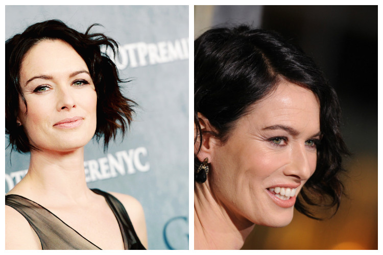 Lena Headey Short Haircut