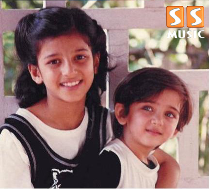 Akshara Haasan Childhood Hairstyle