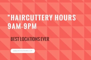 HairCuttery Hours – Best ways to find Hair Cuttery Locations & Reviews ✂️