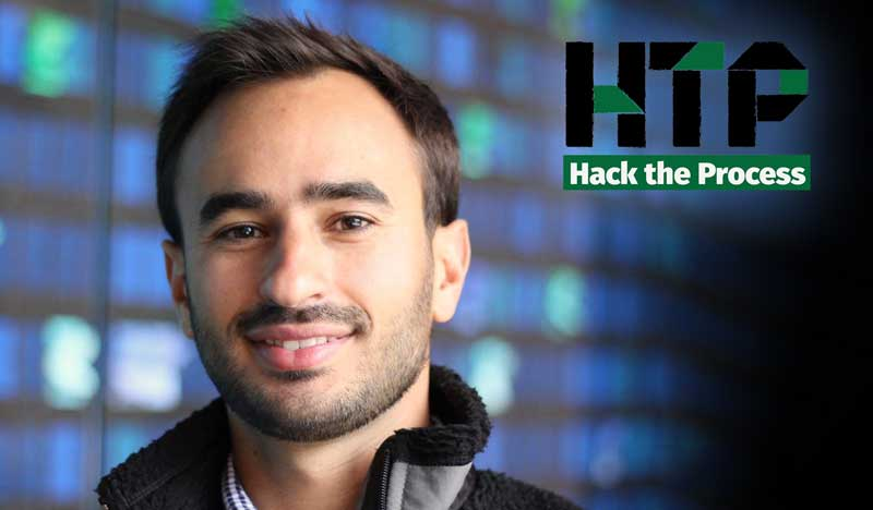 From Student to Serial Entrepreneur with Alex De Simone on Hack the Process Podcast, Episode 7