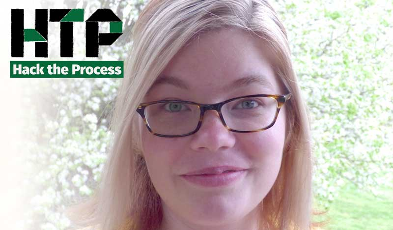 Getting Angry and Getting Things Done with Ashe Dryden on Hack the Process Podcast, Episode 18