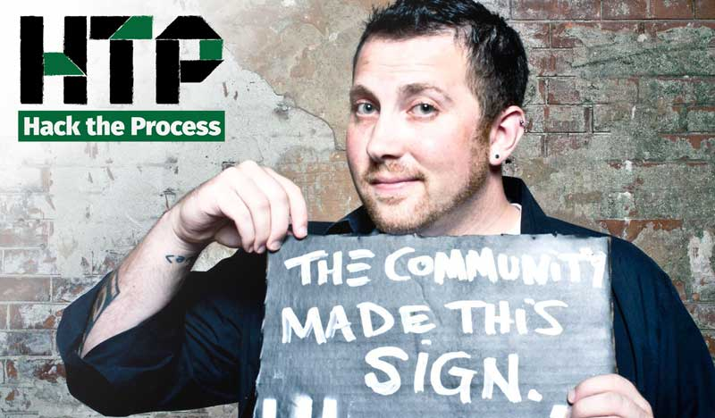 Building Your Community First with Alex Hillman on Hack the Process Podcast, Episode 19