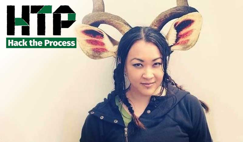 Design as a Communications Skill with Jina Bolton on Hack the Process Podcast, Episode 20