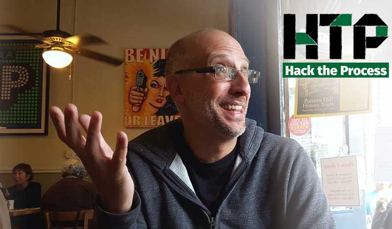 Careers for the Modern Philosopher with Daniel Coffeen on Hack the Process Podcast, Episode 16