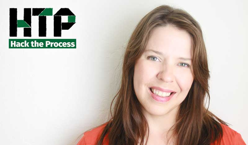 The Courage to Start Your Business with Kate Swoboda on Hack the Process Podcast, Episode 27