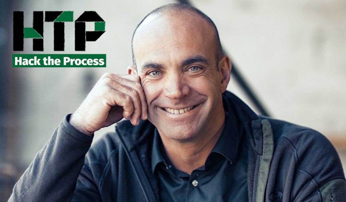 Succeeding by Helping Others Share Their Ideas with Loïc Le Meur on Hack the Process Podcast, Episode 28