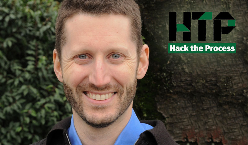 Making Business an Act of Love with Mark Silver on Hack the Process Podcast, Episode 30