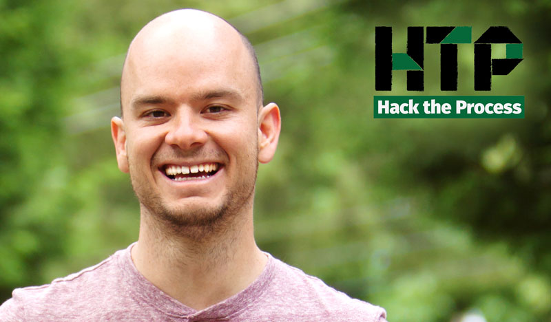 Staying Grounded and Coaching Communication Skills with Luis Congdon on Hack the Process Podcast, Episode 31