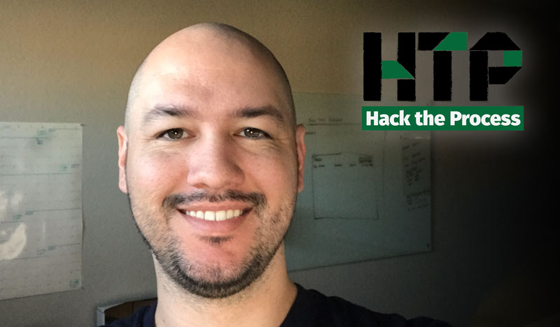 Radically Transparent Entrepreneurship with Justin McGill on Hack the Process Podcast, Episode 32