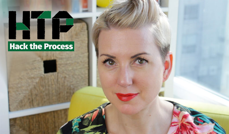 Networking as a Social Media Native with Tara Hunt on Hack the Process Podcast, Episode 33