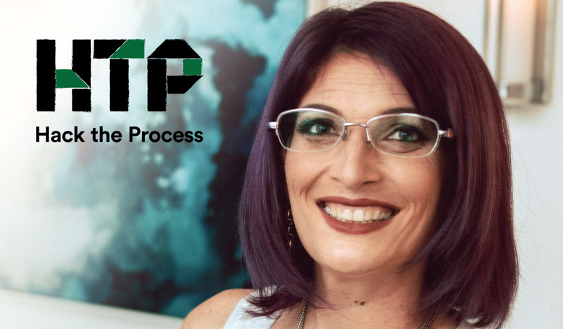Escaping Jail to Find a Career in Podcasts with Nicole Holland on Hack the Process Podcast, Episode 37