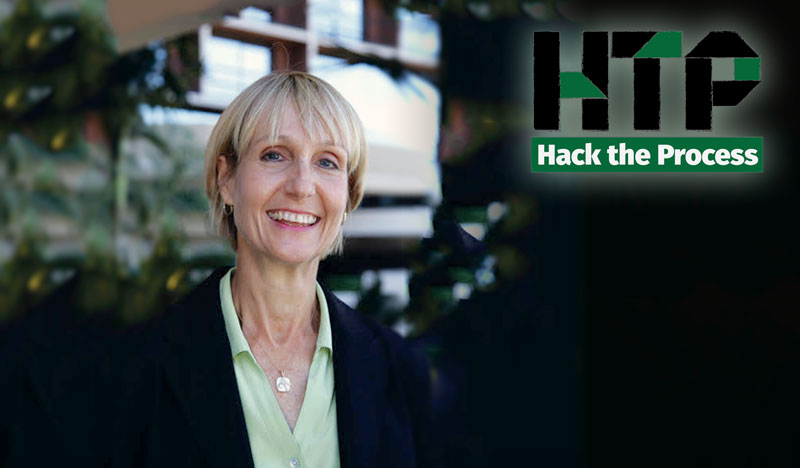 Executive Staffing in the Gig Economy With Pam Wasley on Hack the Process Podcast, Episode 50