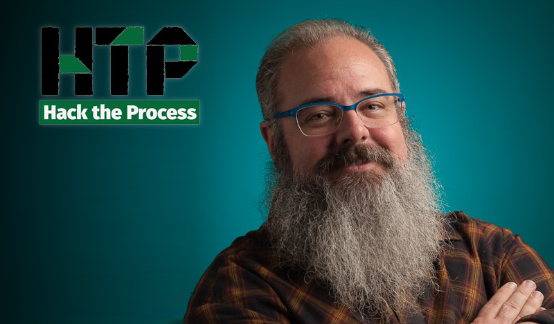Spreading Mindful Intentionality Inside Google with Bill Duane on Hack the Process Podcast, Episode 56