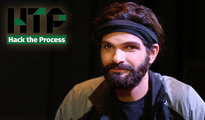 Finding Strength in Your Own Voice with Mike Massy on Hack the Process Podcast, Episode 58