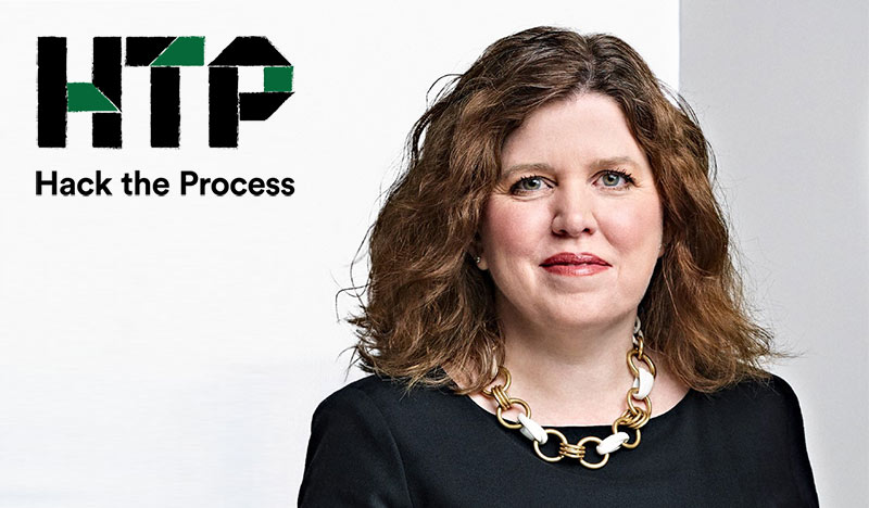 Integrative Thinking for Better Choices with Jennifer Riel on Hack the Process Podcast, Episode 63