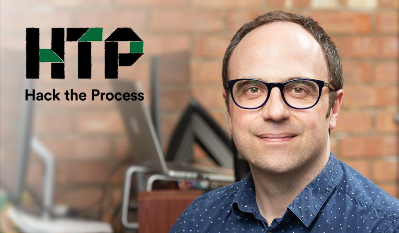 Helping Startups Do Their Own PR with Alistair Clay on Hack the Process Podcast, Episode 65