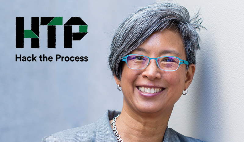Using Lean Thinking for Social Impact with Ann Mei Chang on Hack the Process Podcast, Episode 69