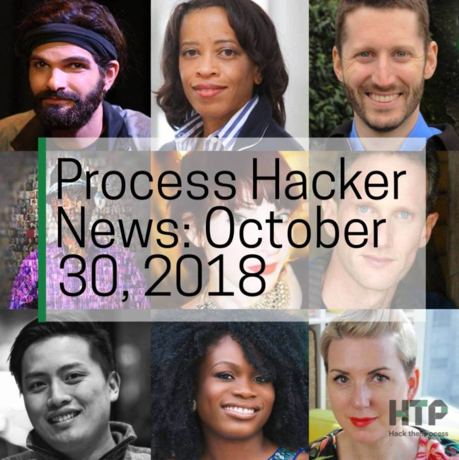 2018-10-30 Process Hacker News – Expressive Voices, Viral Communities, Mental Workouts, and More