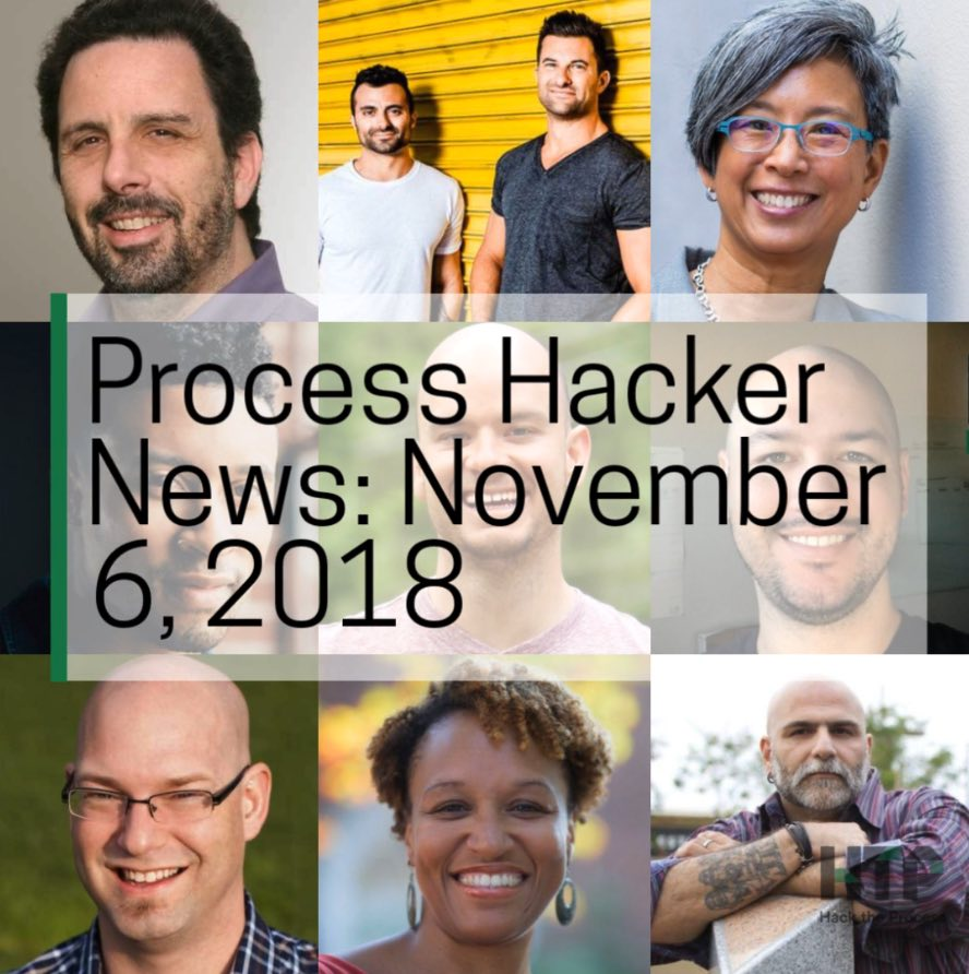 2018-11-06 Process Hacker News – Publicity Stunts, Daily Habits, Outsourcing Options, and More