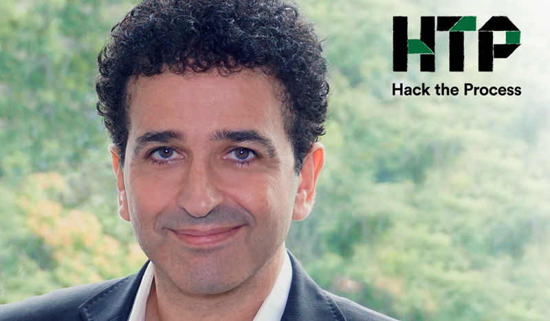 Safi Bahcall Applies Theoretical Physics to Innovation on Hack the Process Podcast