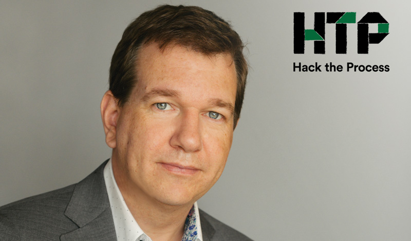 Ashley Goodall Distills Life Lessons From Business Lies on Hack the Process Podcast
