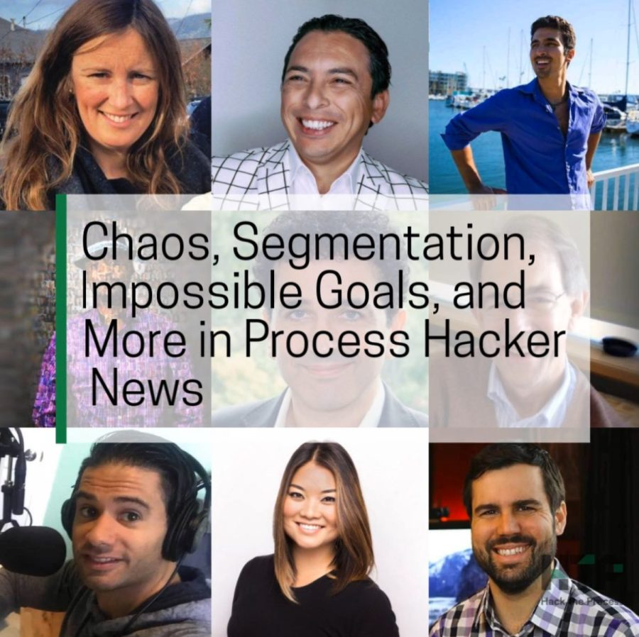 Chaos, Segmentation, Impossible Goals, and More in Process Hacker News