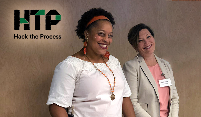 Dr. Kami Anderson and Dr. Joy Wiggins Take Feminism From Sabotage to Support on Hack the Process Podcast