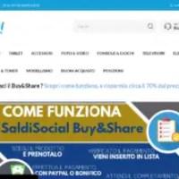 SaldiSocial un nuovo e-comerce Buy&Share che ti sorprenderà!