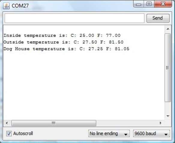 sensor de temperatura DS18B20 arduino
