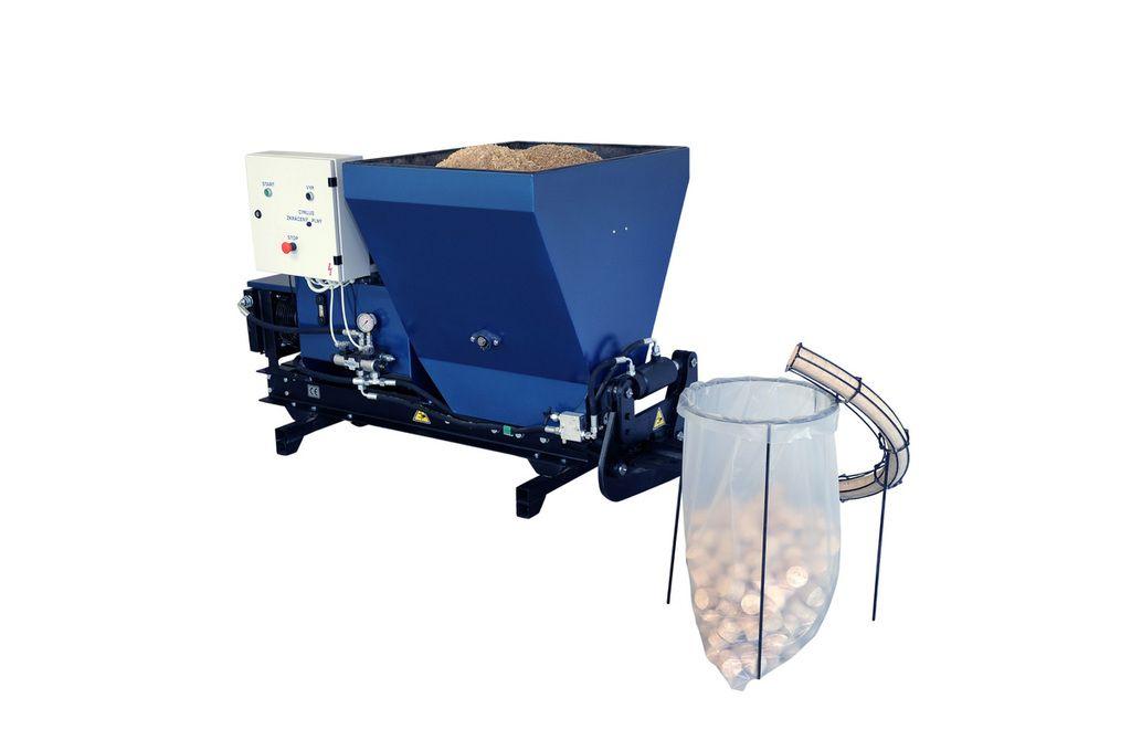 Presse A Briquettes Bio4heating Haco