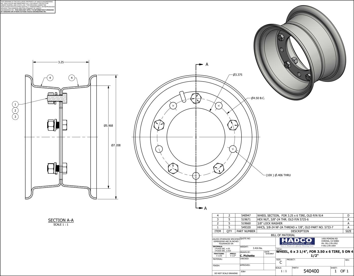 Tires Amp Wheels Hadco Engineering