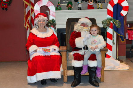 HVFCo Annual Children's Christmas Party 2018