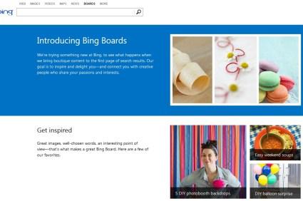 bing boards