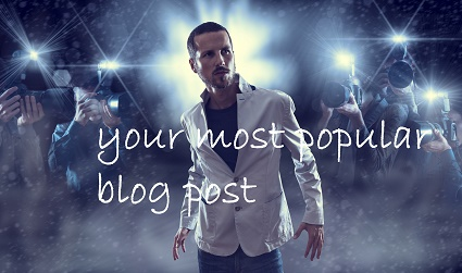 blog post popularity
