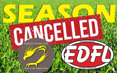 ** SEASON 2020 CANCELLED ** EDFL Final Decision
