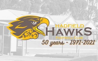 Hadfield Hawks – 50 Years!