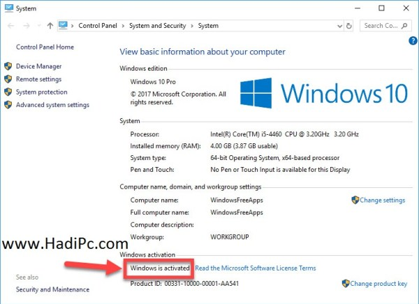 Windows 10 Key Crack