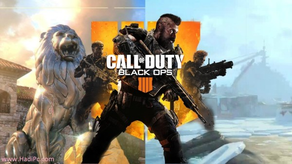 Call of Duty Black Ops 4 Crack