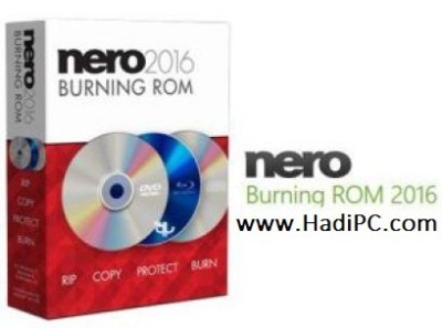 Nero Burning Rom 2016 Crack